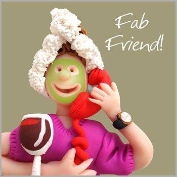 Amazon.com: Fax Tarjeta de felicitación de patata – fabuloso ...