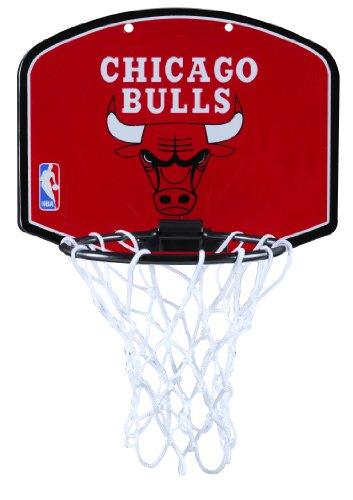 Spalding NBA Chicago Bulls Mini Hoop Set