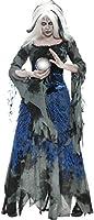 Smiffy's - Disfraz de bruja para mujer, talla L (29096L)