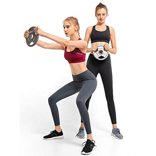 Antideslizante Colores Prueba Fitness opción Correr Deportivo Para Golpes Mujer Negro A Estereotipo De 3 Recolectado Yoga Sujetador OYZPTqwT