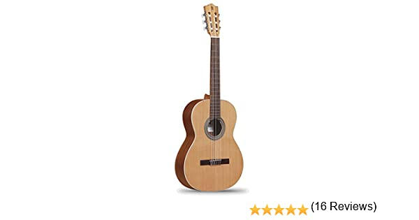 Alhambra Z-Nature Guitarra Clásica Española: Amazon.es ...