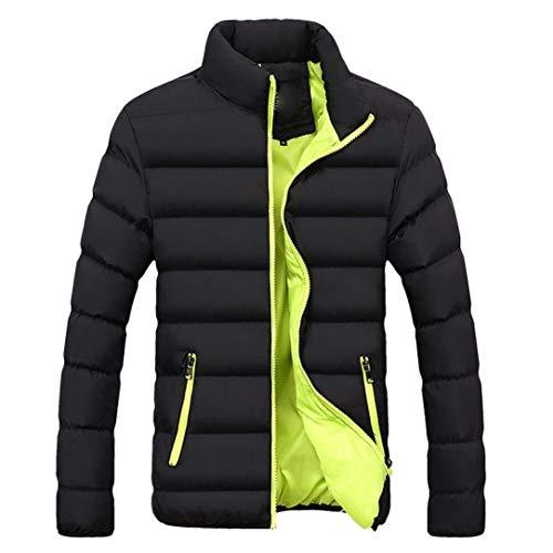 HTHJSCO Men's Packable Down Puffer Jacket, Men's Lightweight