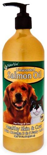 NaturVet Salmon Oil, 17 oz., My Pet Supplies