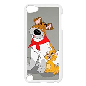 iPod Touch 5 Phone Case White Oliver &amp Company Dodger NJH9891984