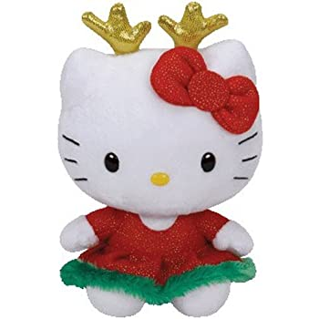 Ty Hello Kitty - Reindeer Ears