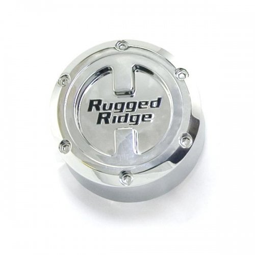 Rugged Ridge 15201.50 Wheel Center Cap (Ridge Wheels Rugged)
