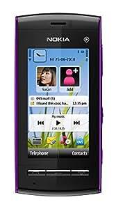 Nokia 5250 - Smartphone Libre - Morado
