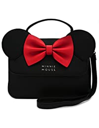 Loungefly Faux Leather Minnie Mouse Crossbody Bag