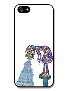 Foster The People Words Stream Supermodel Album Illustration case for iphone 4s