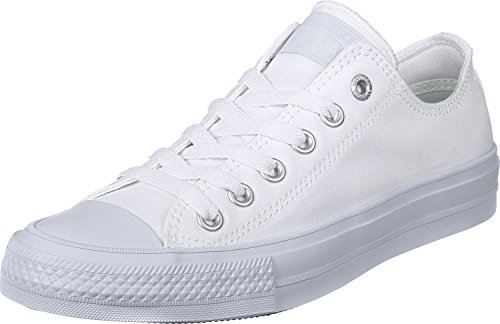 Converse All Star II Ox chaussures white/porpoise