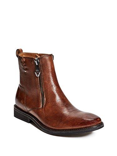 Brown Chelsea Boot - GUESS Men's jears Chelsea Boot, Brown, 11 Medium US