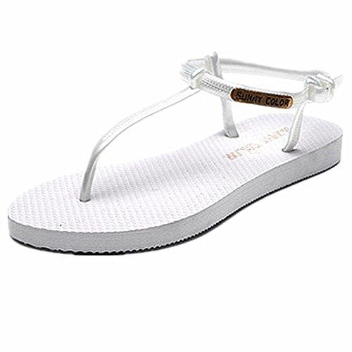 de las mujeres planas deportivo playa sandalia sandalias de los zapatos atléticos casuales , 11 , 38
