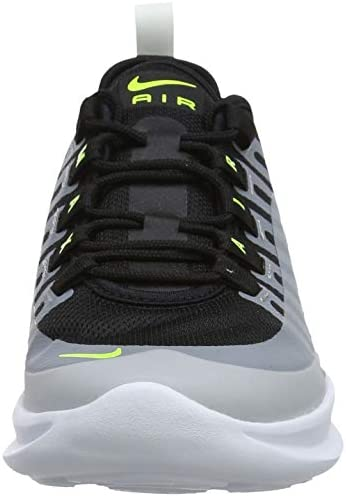 Nike Australia Air Max Axis Boys Trainers, BlackVolt Wolf