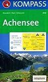 Achensee: Wandern / Rad / Skitouren. Mit Panorama. GPS-genau. 1:35.000