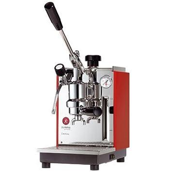 Olympia Express Cremina Lever Espresso Machine Red