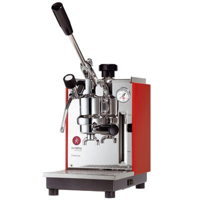 Olympia Express Cremina Lever Espresso Machine Red