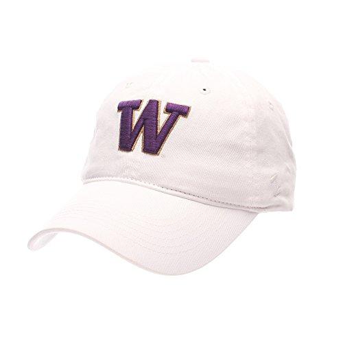 - Elite Fan Shop Washington Huskies Hat Icon White