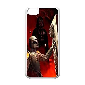 Custom High Quality WUCHAOGUI Phone case Star Wars Pattern Protective Case For Iphone 6 plus (5.5) - Case-4