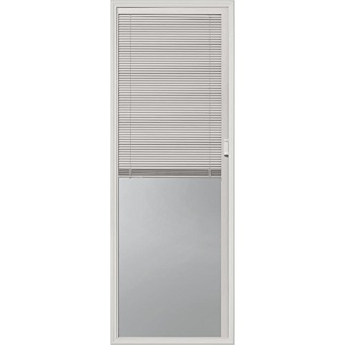 french doors with built in blinds - 2