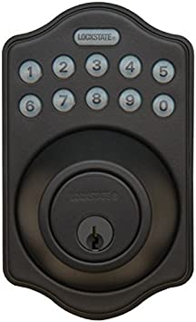 Extra Remote for Electronic Deadbolt with Remote and Keys DB500R Series Model# LS-DB500R-REMOTE