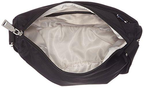 Joop !!   - Sac à bandoulière Delia en nylon Navigate Mhz, Sacs à bandoulière pour femme Noir (noir)