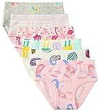 hana Little Girl Underwear Cotton Baby Girls Panties Toddler Girl's Undies Assorted Briefs