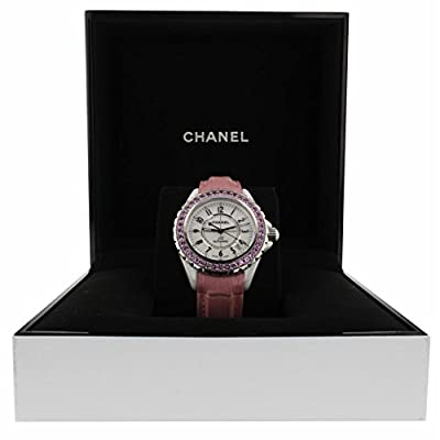 Chanel J12 Automatic-self-Wind Female Watch H1337 (Certified Pre-Owned) by Chanel
