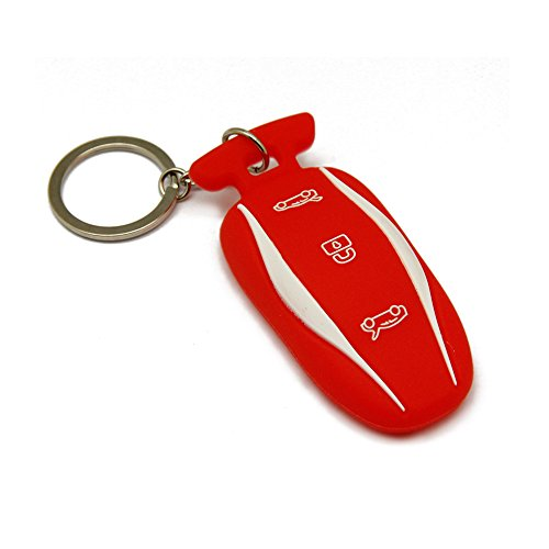 Key Fob Case For Tesla Model S Car Key Sleeve Engineered For Perfec
