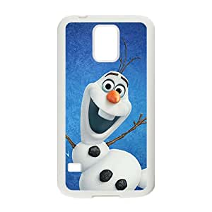 Funny Frozen Olaf Design Best Seller High Quality Phone Case For Samsung Galacxy S5