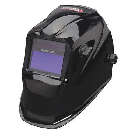 Lincoln Electric VIKING 1840 Black Welding Helmet with 4C Lens Technology - - Lens Technology