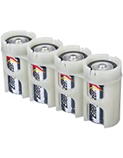 Storacell by Powerpax Slimline C 4-Pack Battery Caddy