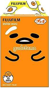 Fujifilm Instax Mini Instant Film, Sanrio Gudetama 2017 Edition