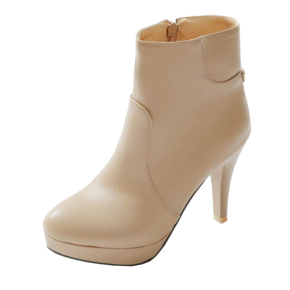 SJJH , Boots 19380 Chelsea Chelsea Boots Femme Abricot 0a48373 - fast-weightloss-diet.space