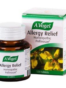 Allergie-Relief, 120 Tabletten - Ein Vogel