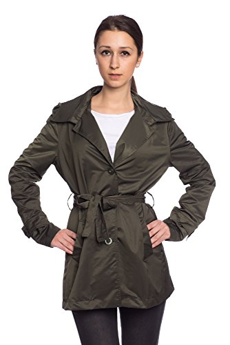 colores en Hecho Ni Transici Trench 5385 Coat Damas Abbino Mujer Coat Trench as Italia 3 1PxCq