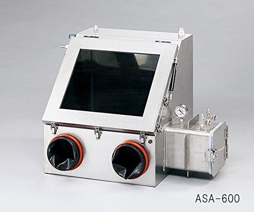 アズワン3-6621-01ステンレスグローブボックス(ガス置換型)600×650×650 B07BD3381T