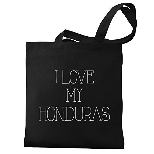 my Tote Eddany love Honduras I I Canvas Eddany Bag WTqnBfqO