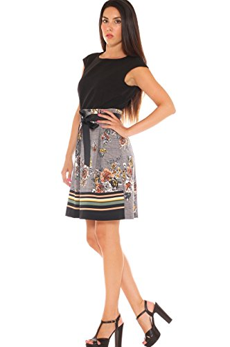 Schwarz Kleid Schwarz Collection Damen Idea Idea Kleid Collection Damen Uaqw8S7xqd