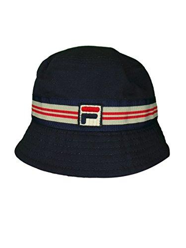 2b9be4b74 Fila Mens Casper Bucket Hat in Peacoat Blue
