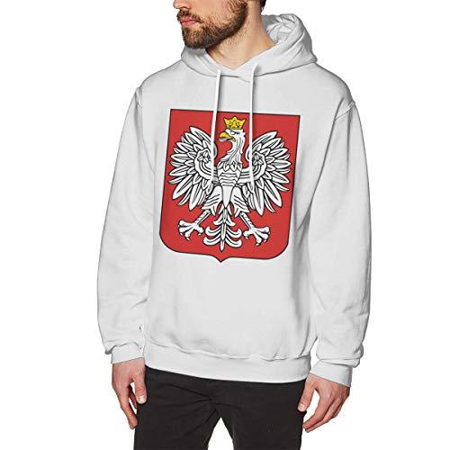 X-JUSEN Men's Coat of Arms of Poland