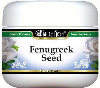 Crema de semillas de fenogreco