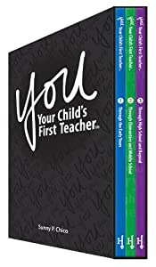 YOU: Your Child's First Teacher, Book Set, English