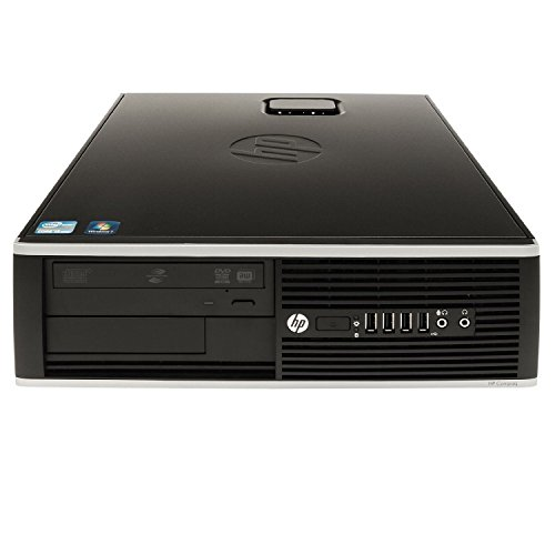 Hp Compaq 8200 Elite SFF Wifi Pc Bundle - Intel Core I5 2400 Quad @ 3.10ghz - 8gb RAM - 500gb Hard Drive - Windows 7 Professional 64-bit - Dvd-rw (Used Quad Core Desktop compare prices)
