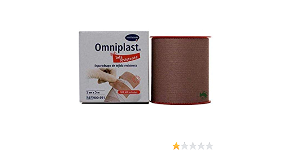 ESP OMNIPLAST ROSA 5X5: Amazon.es: Salud y cuidado personal