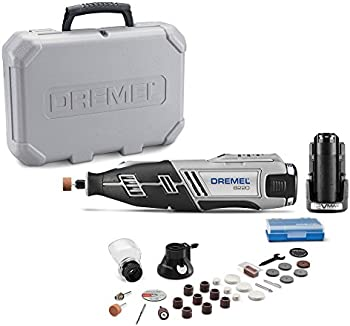Dremel 8220228 12-Volt Max Cordless Rotary Tool With 28 Accessories
