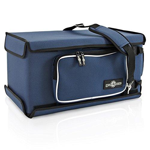 4U 19 inch Shallow Rack Bag by Gear4music