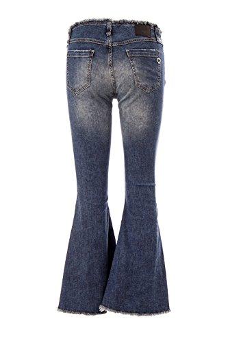 Jeans Please Dix P82tbq2dix P82 Denim Flare Donna f0rx0qFd