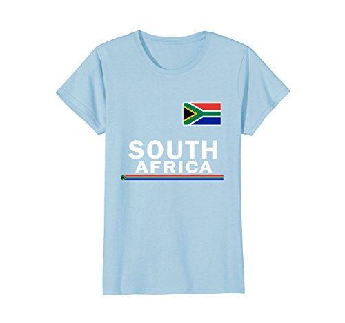 Womens South Africa Team Sports Jersey Shirt XL Baby - Africa Women South