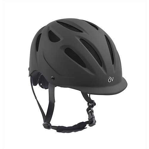 Ovation Protege Matte Helmet Medium/Large Black