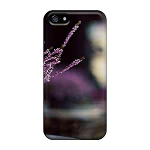 Iphone Case - Tpu Case Protective For Iphone 5/5s- Nature Flowers Flowers In A Basket by icecream design